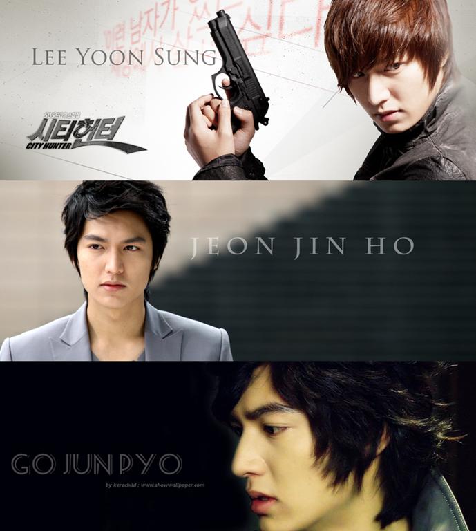 [DRAMA] City Hunter (Lee Minho & Park Min Young) (2011